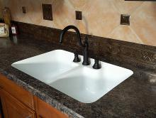 Plenty Of Choices To Complete Your New Kitchen, With A Ride Range Of Sinks  From Karran, Including Their Popular Edge Sinks.